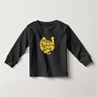 Happy Thanksgiving Day Toddler T-Shirt