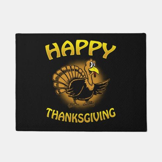 Happy Thanksgiving Doormat