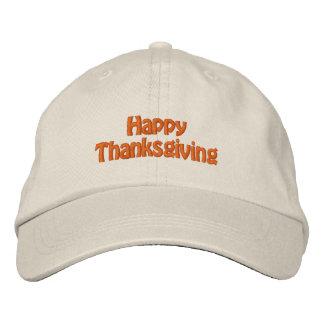 Happy Thanksgiving Hat