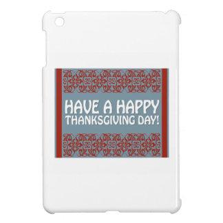 Happy Thanksgiving iPad Mini Case