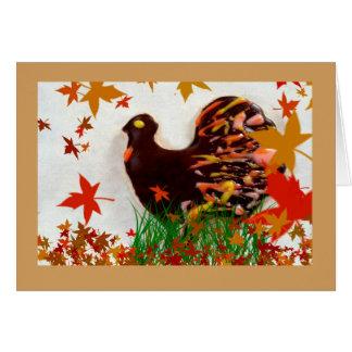 Happy Thanksgiving - jjhelene - Greeting Card