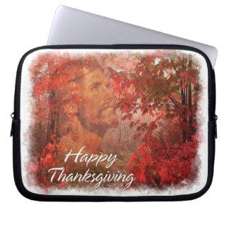 Happy Thanksgiving Laptop Sleeve