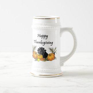Happy Thanksgiving Coffee Mugs