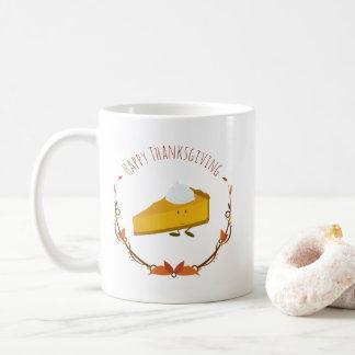 Happy Thanksgiving Pie Slice | Mug