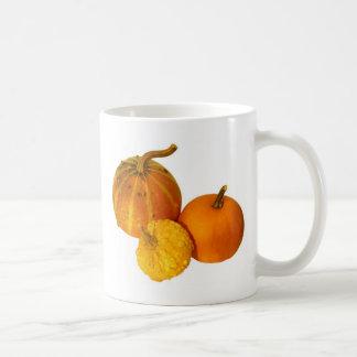 Happy Thanksgiving - pumpkin Basic White Mug