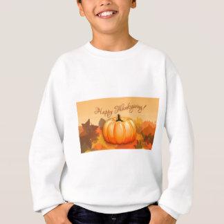 Happy Thanksgiving Pumpkin Sweatshirt