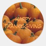 happy Thanksgiving, pumpkins