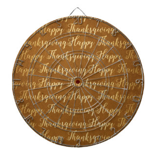 Happy Thanksgiving scripture Dartboard