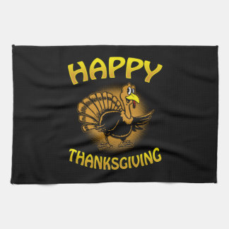 Happy Thanksgiving Tea Towel