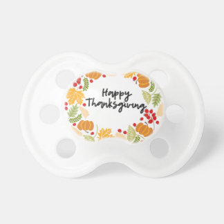 HAPPY THANKSGIVING, Thanksgiving Wreath, Cute Dummy