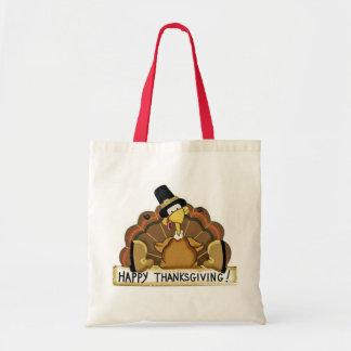 Happy Thanksgiving Turkey Bag