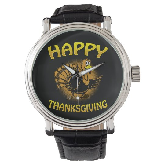 Happy Thanksgiving Watch
