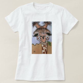 """HAPPY"" the Giraffe"" T-Shirt"
