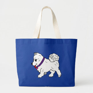 Happy the Sammy Large Tote Bag