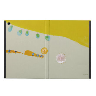 """Happy Thoughts"" iPad Air Case"