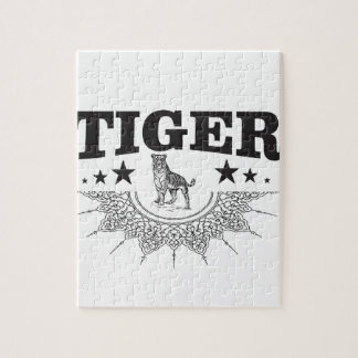 happy tiger jigsaw puzzle