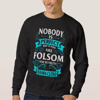 Happy To Be FOLSOM Tshirt
