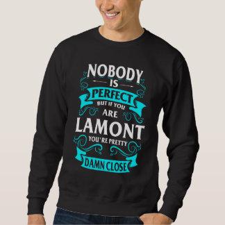 Happy To Be LAMONT Tshirt