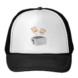 Happy Toaster Trucker Hat