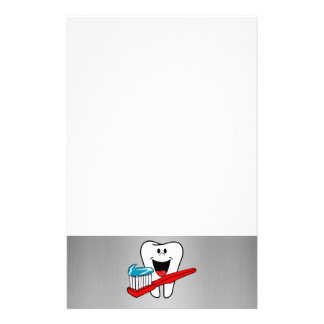 Happy tooth stationery