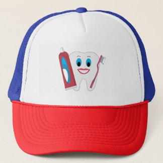 Happy Tooth Trucker Hat