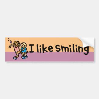 happy trails. bumper sticker