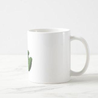 Happy Tree Frog Coffee Mug