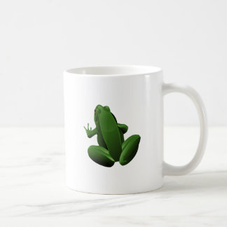 Happy Tree Frog Coffee Mug