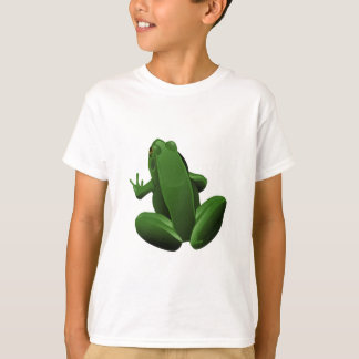 Happy Tree Frog T-Shirt