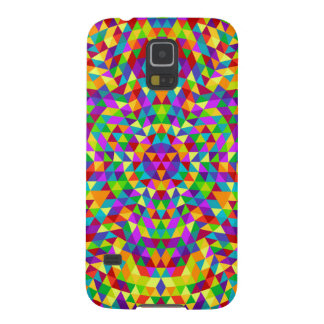 Happy triangle mandala 2 cases for galaxy s5