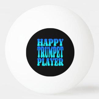 Happy Trumpet Player
