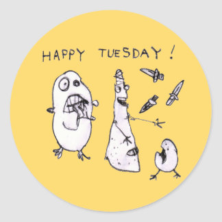 Happy Tuesday! Stickers
