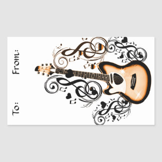 Happy Tunes_ Sticker