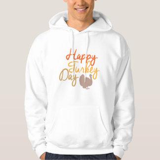 Happy Turkey Day Hoodie