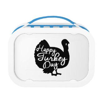 Happy Turkey Day Lunch Box