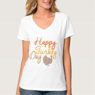 Happy Turkey Day T-Shirt