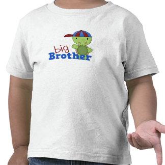 Happy Turtle Big Brother Shirts