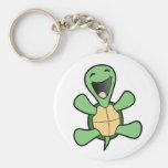 Happy Turtle Key Chain