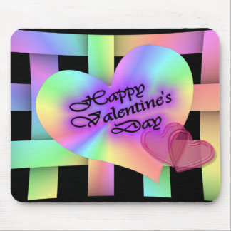 Happy Valentine's Day Mouse Pad