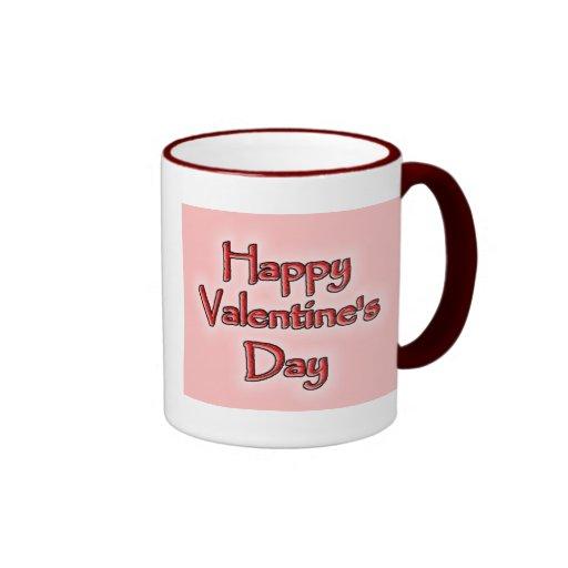 Happy Valentine's Day Mug