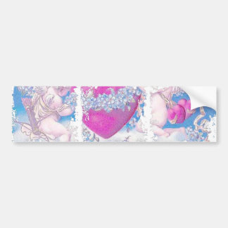 Happy Valentine Bumper Sticker