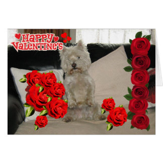Happy Valentine Card 1