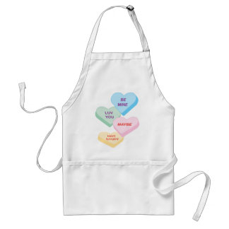 Happy Valentine s Day Aprons