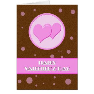 Happy Valentine s Day Happy Hearts Card