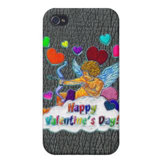Happy Valentine s Day iPhone 4 Case