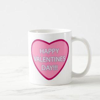 Happy Valentine s Day Coffee Mugs