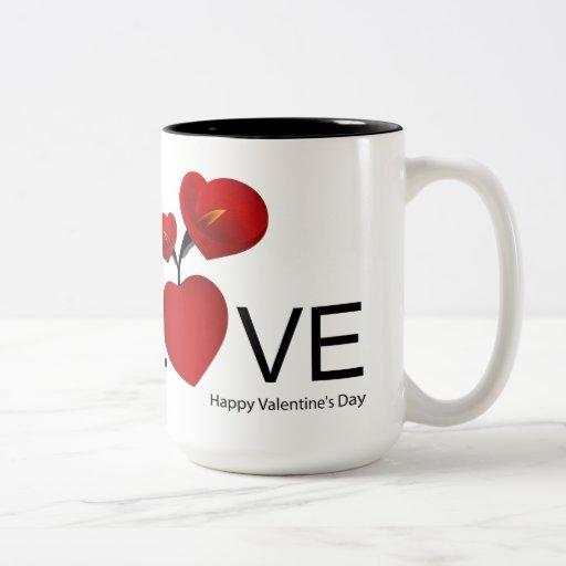 Happy Valentine' S Day - Coffee Mug