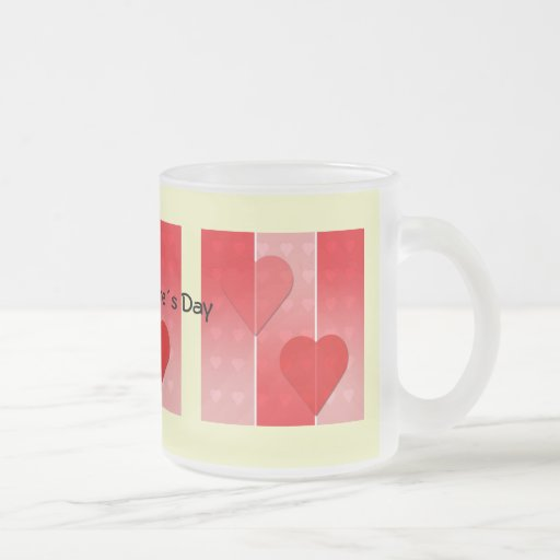 Happy Valentine ' s Day mug