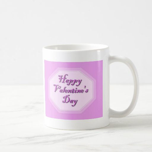 Happy Valentine;s Day Coffee Mug