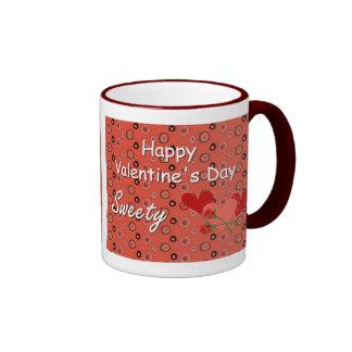 Happy Valentine s Day Sweety Mug